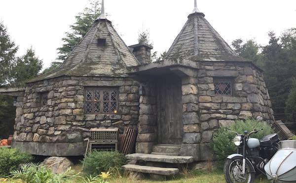 ハグリッドの小屋