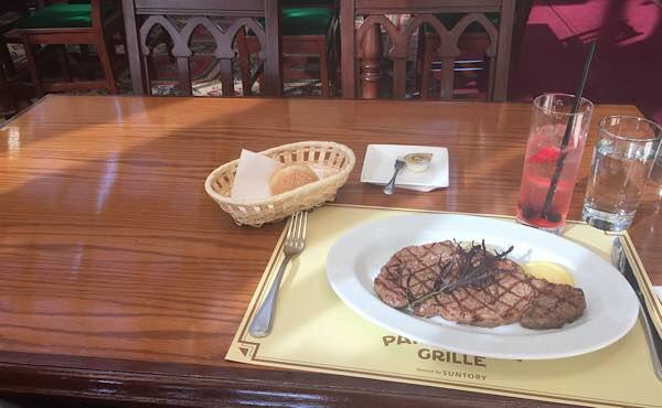クリぼっちステーキ
