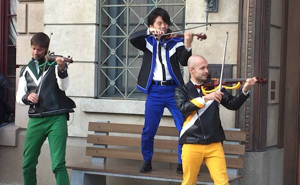 ヴァイオリン・トリオ2017