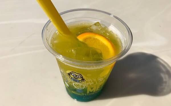 ミニオンスプラッシュ・オレンジソーダ