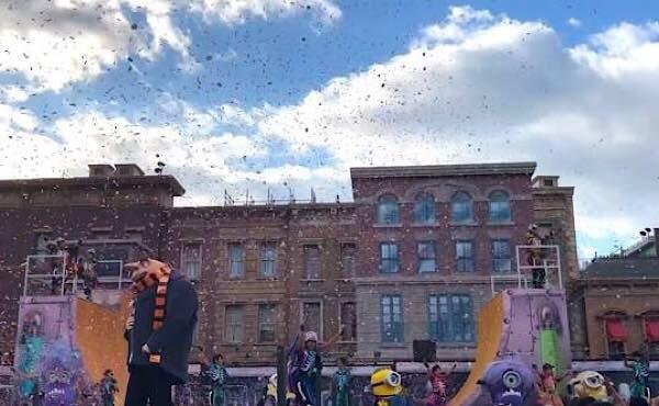 フェスタ・デ・パレードこわかわパーティーエリア