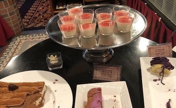 ハロウィーン・デザート・プレミアム・ビュッフェ