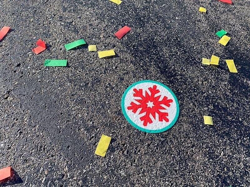 ユニバハッピークリスマスストリートパーティー2020